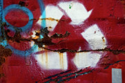 Abstractions - Cracked Paint by Robert Ullmann