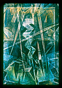 Crayolacomp B 1985 Print by Glenn Bautista