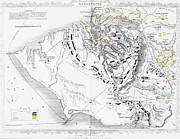 Great Britain Map Posters - Crimean War: Sevastopol Poster by Granger