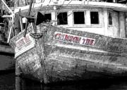Crimson Tide Print by Michael Thomas