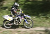 Two Wheeler Photo Prints - Cross Country Motorbike Racing Print by Photostock-israel