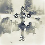Cross Print by Joana Kruse