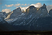 Inhospitable Prints - Cuernos Del Paine, Paine Horns Print by Jason Edwards