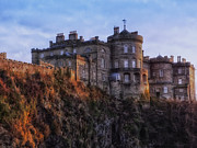 Robert Adam Posters - Culzean Castle Poster by Derek Beattie