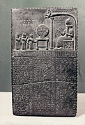 Babylon Prints - Cuneiform Print by Granger