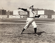 Boston Red Sox Prints - Cy Young (1867-1955) Print by Granger