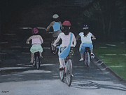 Cycling Originals - Cycling by Masami Iida