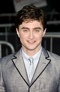 Prince Harry Posters - Daniel Radcliffe At Arrivals For Harry Poster by Everett
