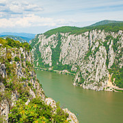 Danube Art - Danube gorges  by Gabriela Insuratelu