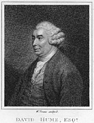 Enlightenment Prints - David Hume (1711-1776) Print by Granger