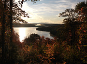 Autumn Scene Prints - Dawn at Algonquin Park Canada Print by Oleksiy Maksymenko
