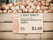 Grocery Store Originals - 1 Day only Apples by Guiseppe Olivetani