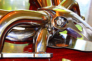 Truck Sculptures - Deer Auto-Antlers 8 Point by TRUEGEARHEAD Team