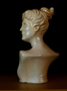 Greek Sculpture Sculptures - Diana by Bob Botha