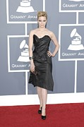 The 53rd Annual Grammy Awards Prints - Dianna Agron At Arrivals For The 53rd Print by Everett