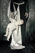 Doll Print by Joana Kruse