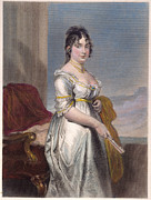 First-lady Framed Prints - Dolley Payne Todd Madison Framed Print by Granger