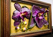 Nelbert  Flores - Door to Orchids - view 2