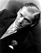 Lapel Framed Prints - Douglas Fairbanks, Jr., 1933 Framed Print by Everett