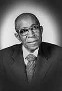Educators Posters - Dr. Lorenzo J. Greene 1899-1988 Poster by Everett