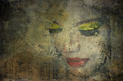 Mixed Media Photos - Drawn in Your Song by Larysa Luciw