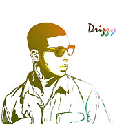 Drizzy Art - Drizzy  by The DigArtisT