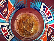 Business Art - Dunkin Ice Coffee 19 by Sarah Loft