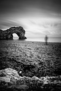Ghost Photos - Durdle Ghost by Nina Papiorek