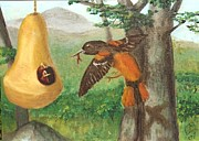 Oriole Originals - Early Bird by Edward Merrell