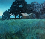 Rural Paintings - Early Riser by Kevin Lawrence Leveque