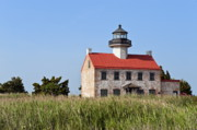 East Point Lighthouse Print by John Greim