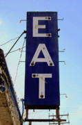 Jame Hayes Art - Eat  by Jame Hayes