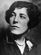 Muray Framed Prints - Edna Ferber (1887-1968) Framed Print by Granger