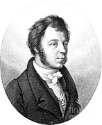 1833 Art - Eilhard Mitscherlich, German Chemist by Science Source