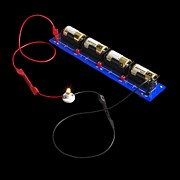 Electrical Circuit Print by