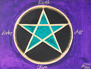 Rick Tucker - Elemental Pentacle