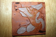 Africa Ceramics Ceramics - Elise - tile by Gloria Ssali