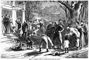 Bayonet Prints - Emancipation, 1863 Print by Granger