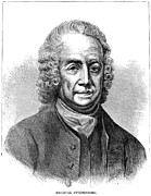 Enlightenment Posters - Emanuel Swedenborg Poster by Granger