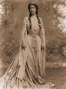 Emma Eames 1865-1952, American Soprano Print by Everett