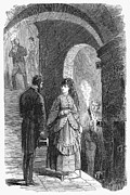 Punishment Prints - Empress Eugenie Of France Print by Granger