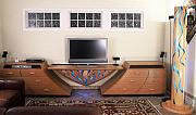 Scott Reuman - Entertainment center...