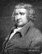 Enlightenment Prints - Erasmus Darwin, English Polymath Print by Science Source