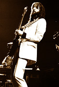 Eric Clapton 1973  Print by Chris Walter