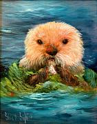 Otters Originals - Esther by Sally Seago