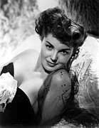 Esther Williams, Portrait Print by Everett