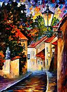 Afremov Art - Evening by Leonid Afremov