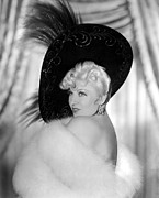 The Bare Back Framed Prints - Every Days A Holiday, Mae West, 1937 Framed Print by Everett