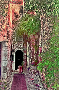 Beautiful Landscape Photos Digital Art - Eze France by Tom Prendergast
