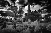 Movies Photo Originals - Fairlawn Mansion by Phantasmagoria Photography
